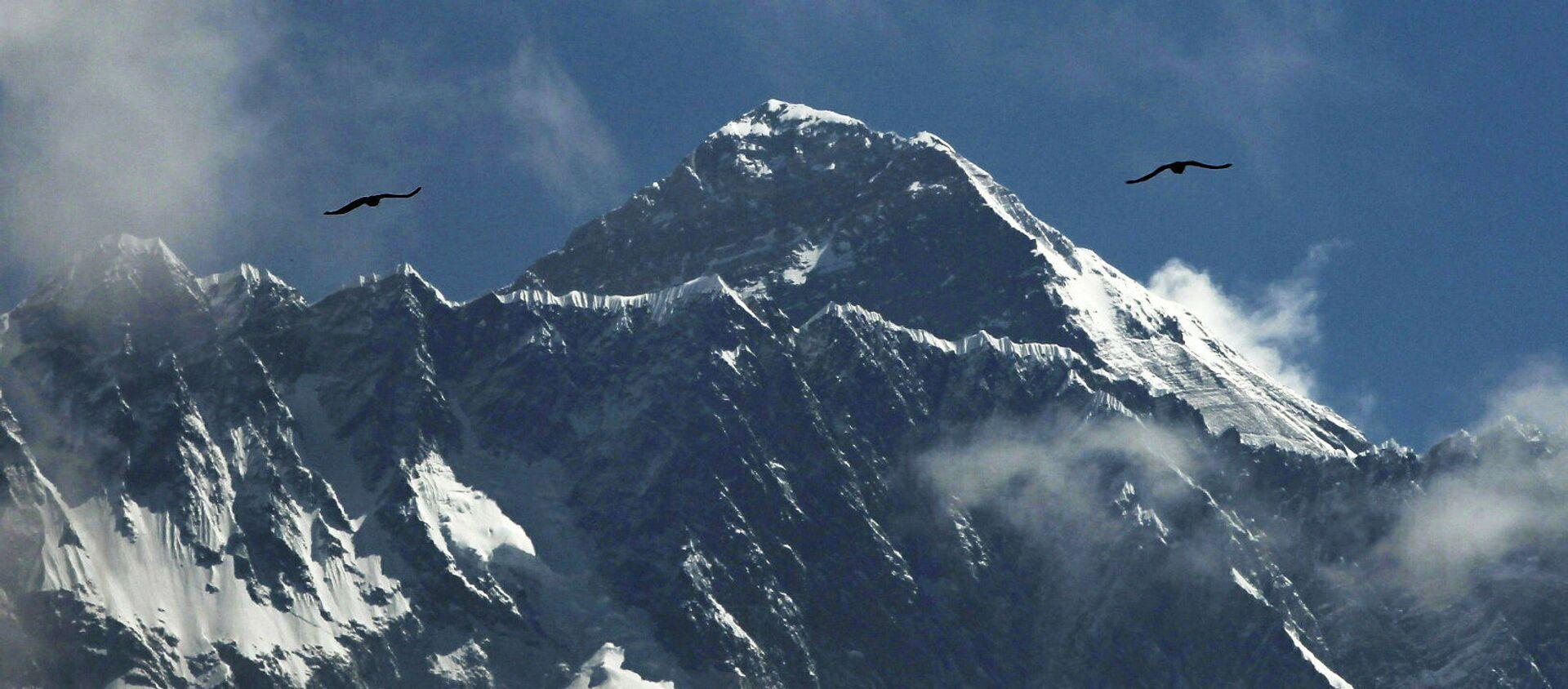 El monte Everest - Sputnik Mundo, 1920, 08.12.2020