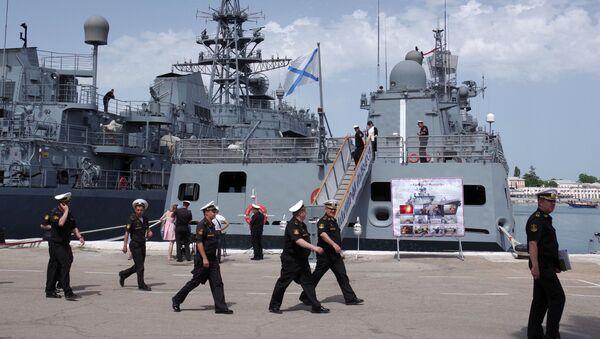 Sebastopol, el gran muelle de la Flota del Mar Negro de Rusia - Sputnik Mundo