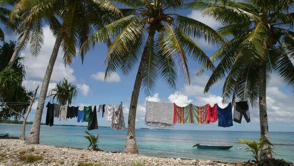 Funafuti, Tuvalu - Sputnik Mundo