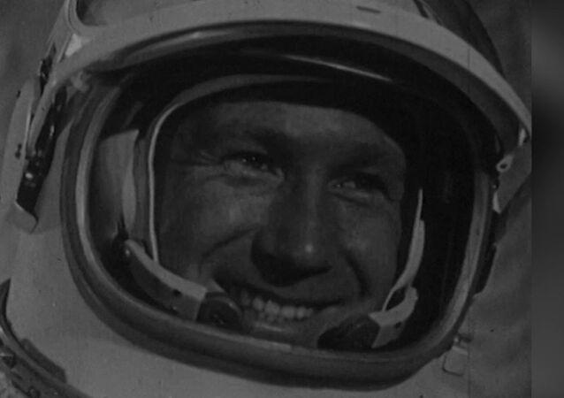 El orgullo de la URSS: el primer hombre en salir al espacio exterior cumple 85 años