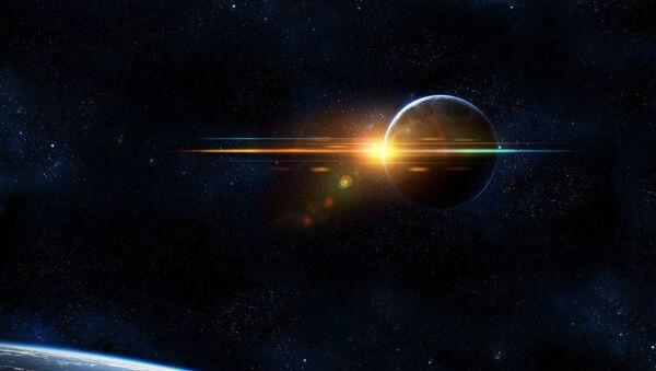 Un planeta (imagen referencial) - Sputnik Mundo