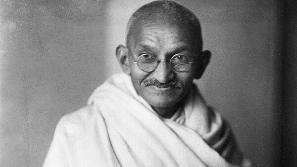 Mahatma Gandhi - Sputnik Mundo