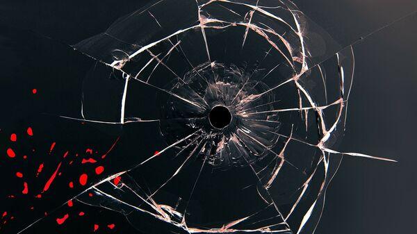 Un cristal roto (imagen referencial) - Sputnik Mundo