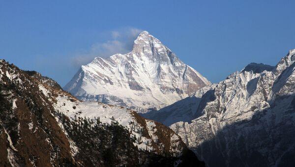 Montaña Nanda Devi - Sputnik Mundo