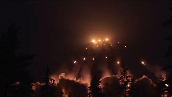 Maniobras de artillería finlandesa - Sputnik Mundo