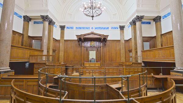 Corte judicial. Imagen referencial - Sputnik Mundo