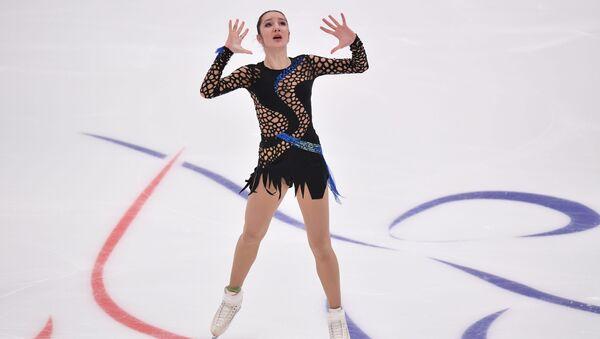 Polina Tsúrskaya, patinadora rusa - Sputnik Mundo