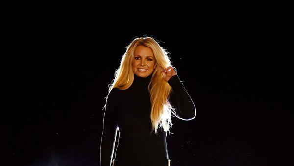 Britney Spears, cantante estadounidense - Sputnik Mundo