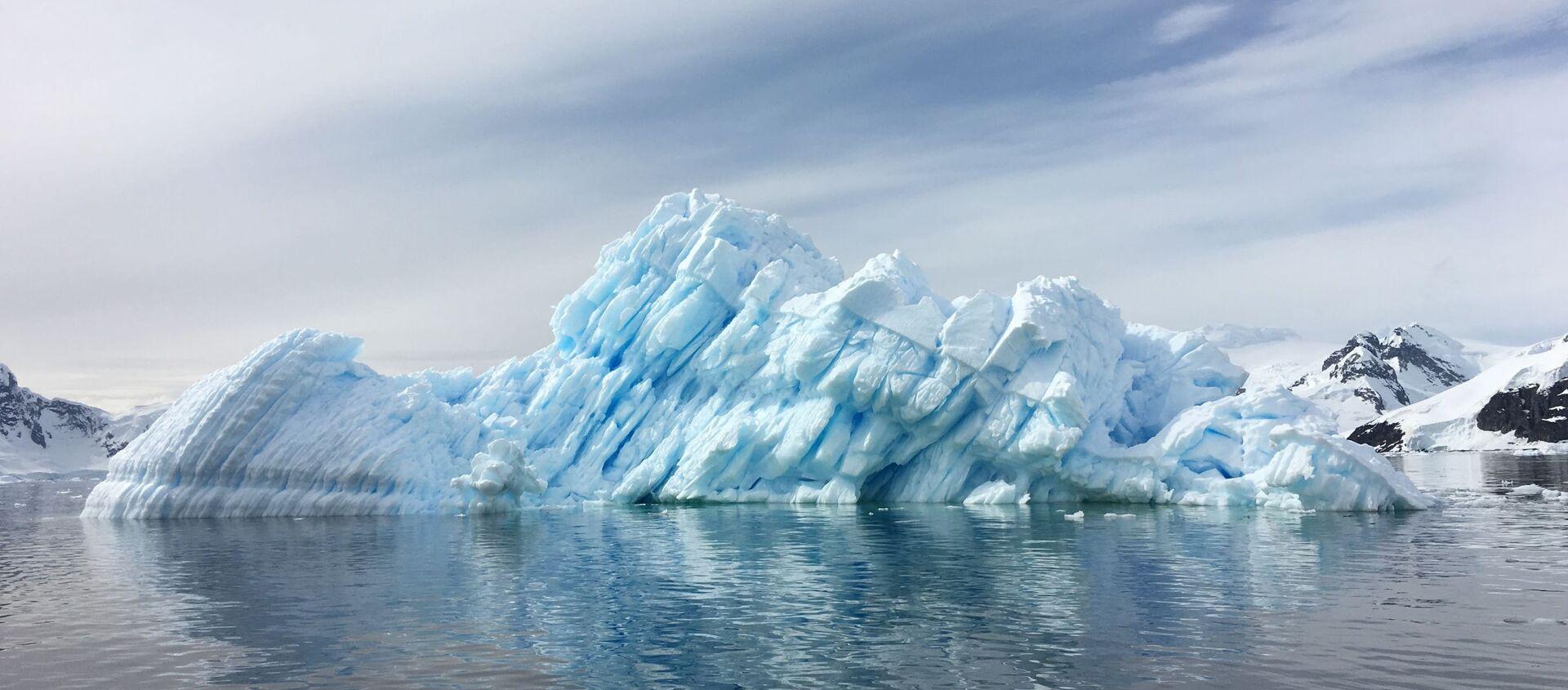 Glaciar (imagen referencial) - Sputnik Mundo, 1920, 29.06.2019