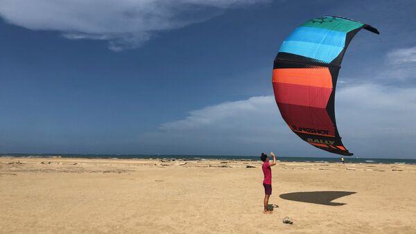 El pueblo costero de Adicora, Estado Falcón, Venezuela - Sputnik Mundo