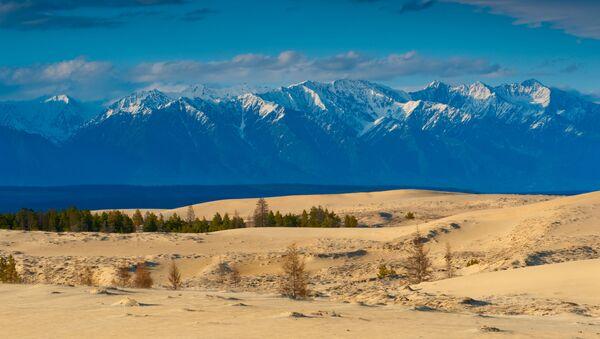 Las arenas de Chara: un desierto en el corazón de Siberia - Sputnik Mundo