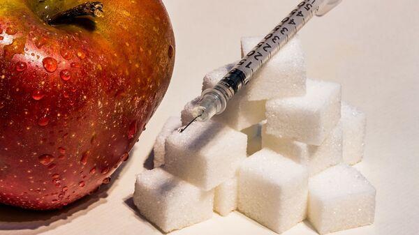 Insulina (imagen referencial) - Sputnik Mundo