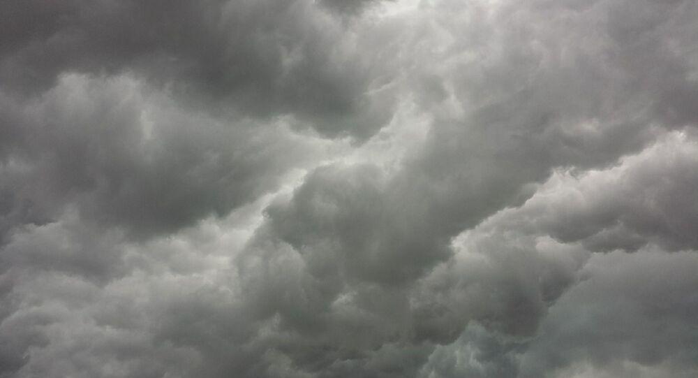 Nubes (imagen referencial)