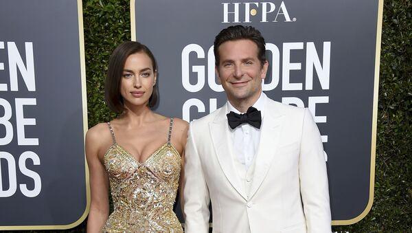 Irina Shayk y Bradley Cooper - Sputnik Mundo