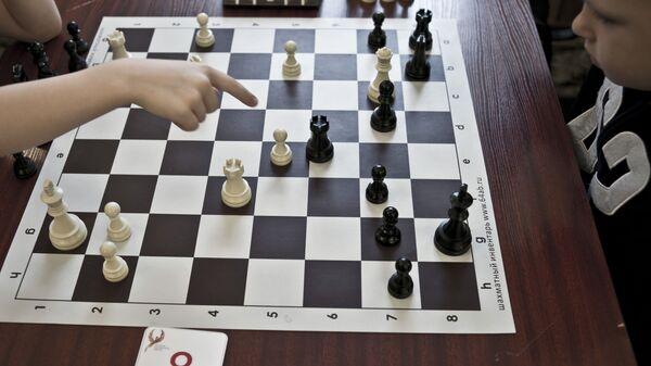 Tablero de ajedrez - Sputnik Mundo