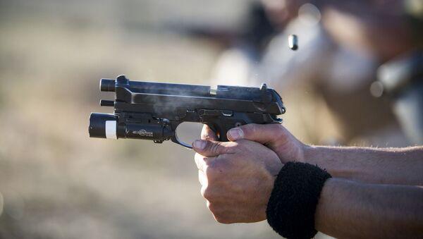Arma de fuego - Sputnik Mundo