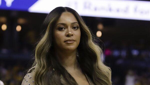 Beyoncé, cantante estadounidense - Sputnik Mundo