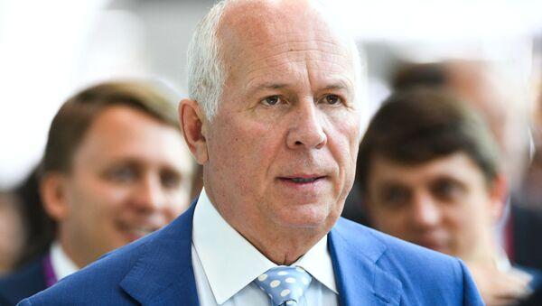 Serguéi Chémezov, director general de Rostec - Sputnik Mundo