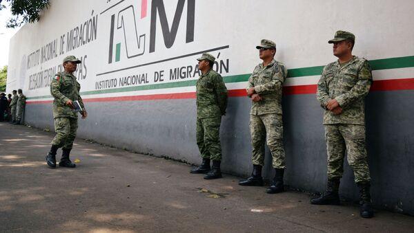 Guardia Nacional de México - Sputnik Mundo