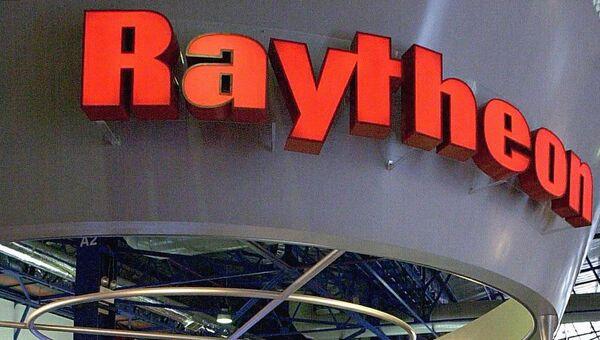 El logo de Raytheon, archivo - Sputnik Mundo