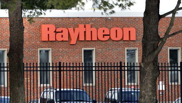 El logo de Raytheon - Sputnik Mundo