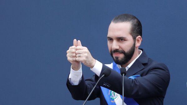 Nuevo presidente salvadoreño, Nayib Bukele - Sputnik Mundo