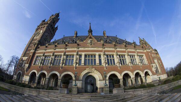 La Corte Internacional de Justicia (CIJ) de La Haya - Sputnik Mundo