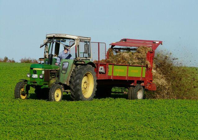 Una campo agrícola (imagen referencial)