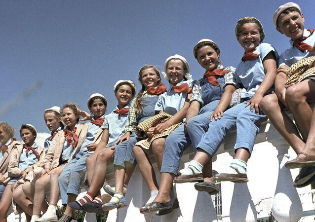 Artek: el campamento de pioneros más famoso de la URSS