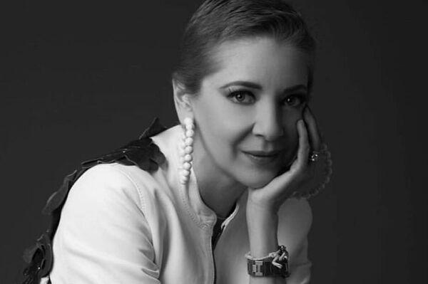 Edith González, actriz mexicana  - Sputnik Mundo