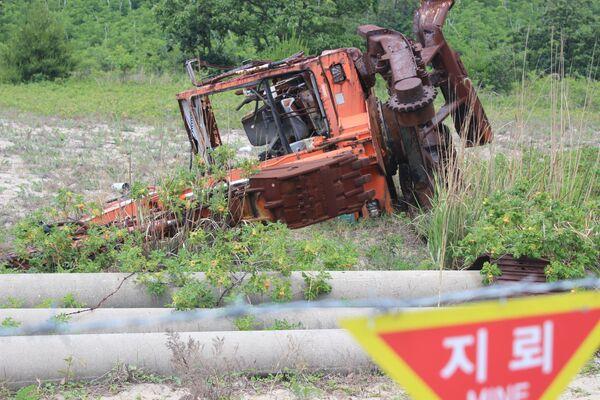 La frontera más al este de las dos Coreas  - Sputnik Mundo