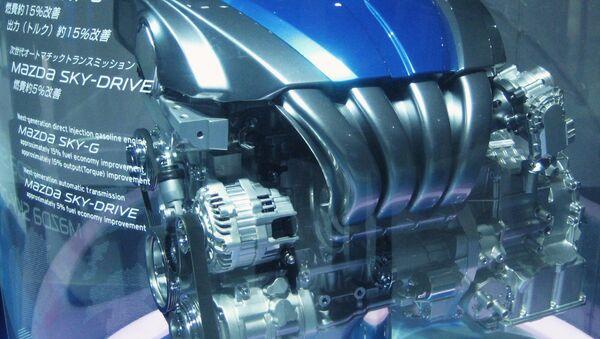 Motor Skyactiv-G - Sputnik Mundo