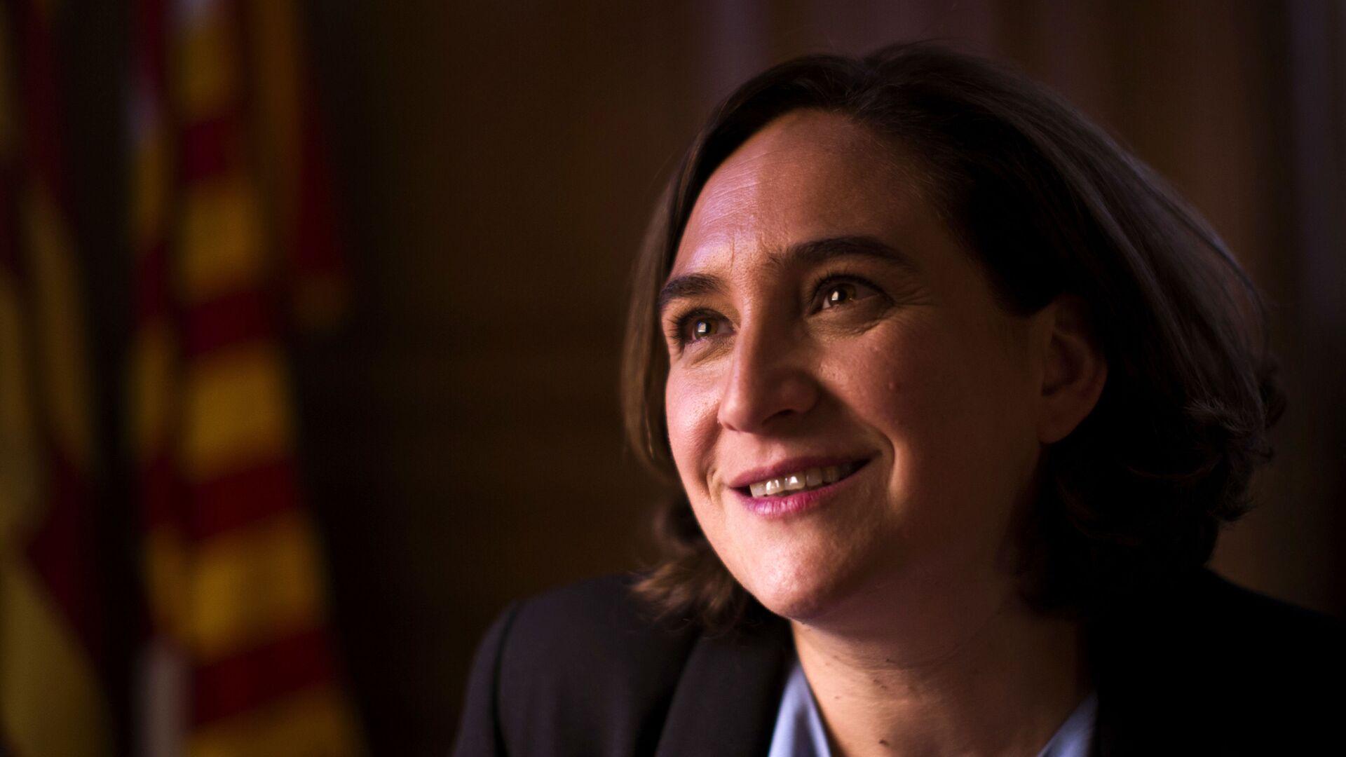 Ada Colau, alcaldesa de Barcelona - Sputnik Mundo, 1920, 13.04.2021