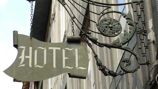 Hotel - Sputnik Mundo