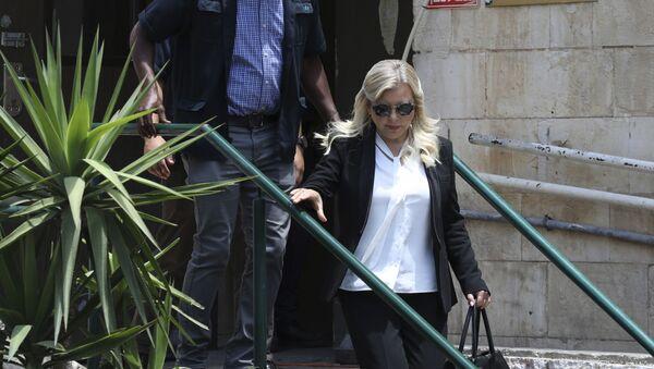 Sara Netanyahu, esposa del primera ministro de Israel, Benjamin Netanyahu - Sputnik Mundo