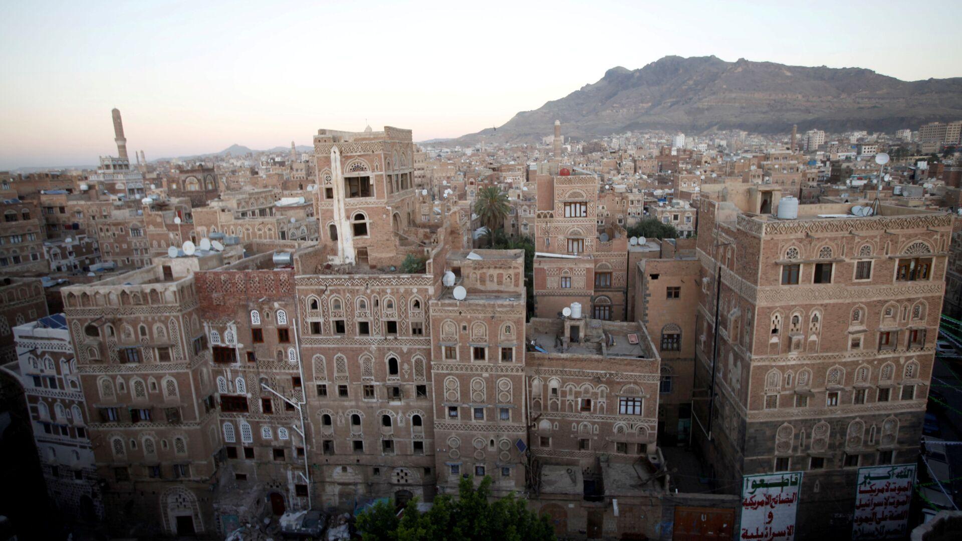 Saná, capital de Yemen - Sputnik Mundo, 1920, 22.07.2021