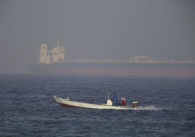 El golfo de Omán (archivo)