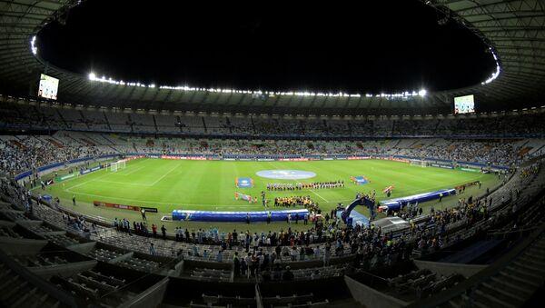 El Estadio Mineirão en Belo Horizonte - Sputnik Mundo