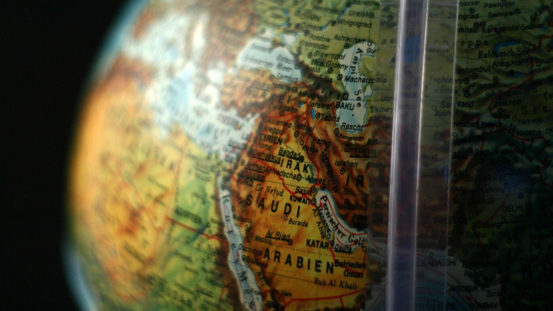Mapa de Oriente Medio - Sputnik Mundo, 1920, 10.06.2021