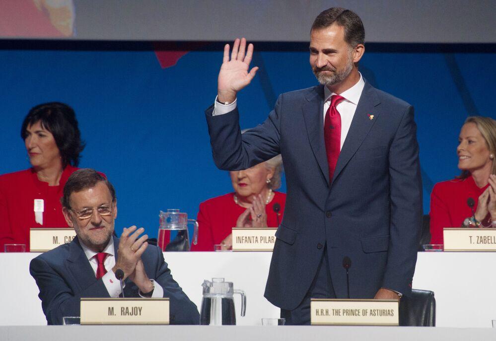 Cinco años en el trono: así es la vida de Felipe VI, el rey de España