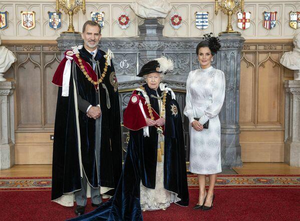 Cinco años en el trono: así es la vida de Felipe VI, el rey de España   - Sputnik Mundo