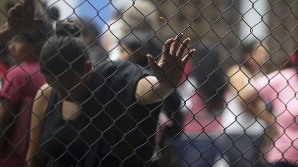 Migrantes venezolanos (imagen referencial) - Sputnik Mundo
