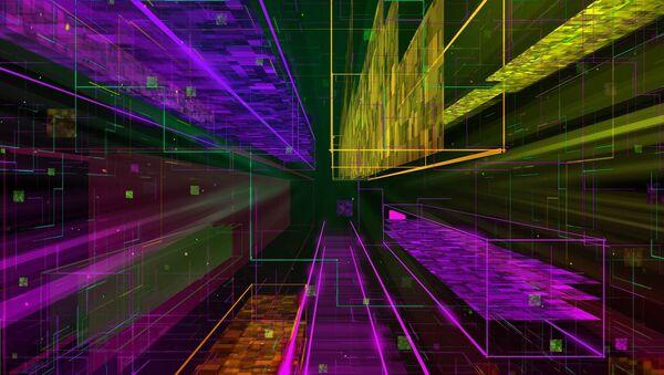 Datos digitales (imagen referencial) - Sputnik Mundo