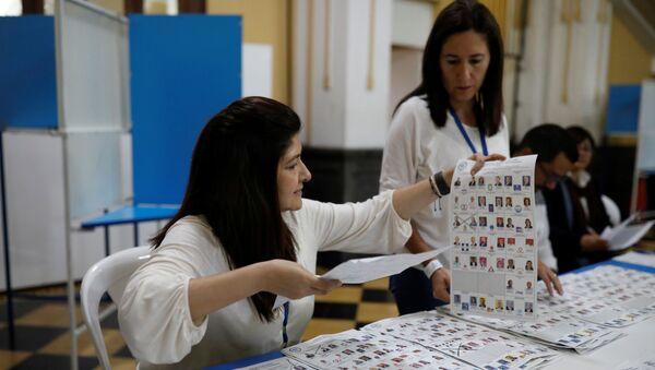 Elecciones presidenciales en Guatemala - Sputnik Mundo