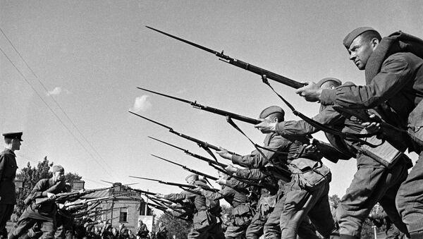 Los primeros días de la Gran Guerra Patria   - Sputnik Mundo