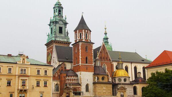 Cracovia, ciudad en Polonia - Sputnik Mundo