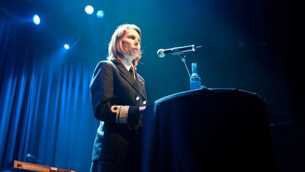 Louise Dedichen, contraalmirante de las Fuerzas Armadas de Noruega - Sputnik Mundo