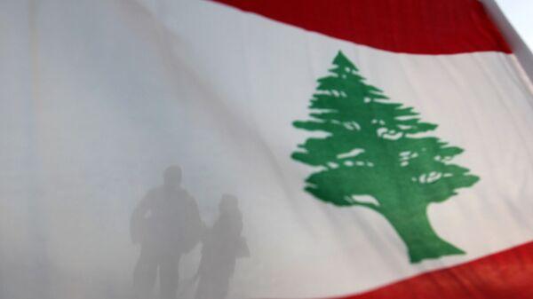 Bandera del Líbano - Sputnik Mundo