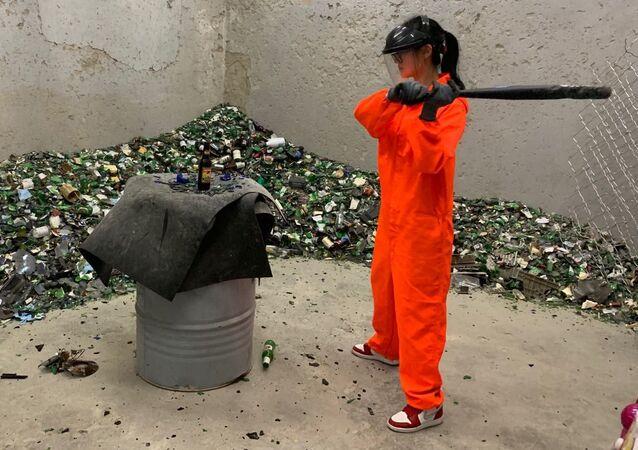 La 'habitación de la ira' de Pekín