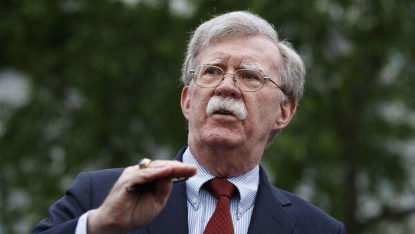 John Bolton, asesor de Seguridad Nacional de la Casa Blanca - Sputnik Mundo
